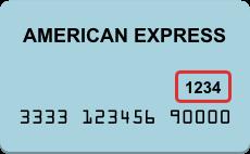 american express cvv