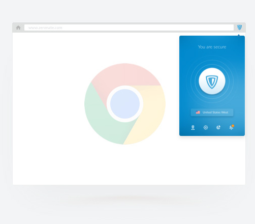Chrome VPN | Protect your browser with ZenMate Chrome VPN