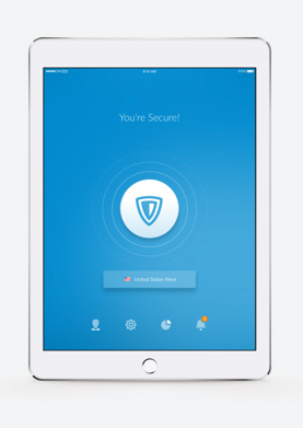 ZenMate VPN for Tablets